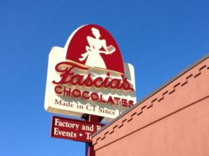 Even if you are not a big fascia person, you have to admit they make good chocolates.