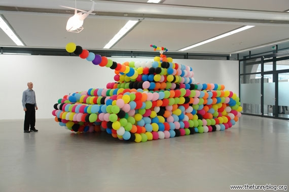 If you can blow these up you will be a tank.