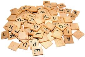 Play Scrabble with me and you'll find I make up words all the time.