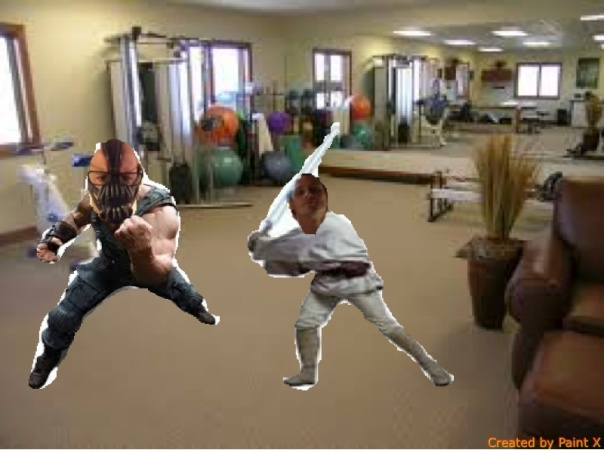 This is how I envision day one of Young Matt and I in the same clinic.