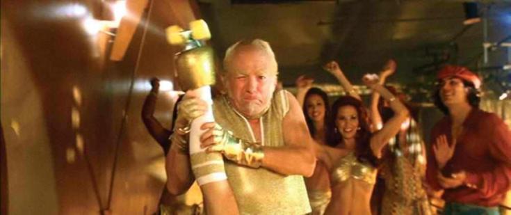 Hamstrings like Goldmember = POTS