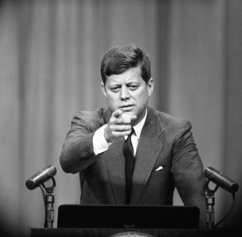 """Ask not what you can do for Omegawave, but what Omegawave can do for you"" ~John F. Kennedy"